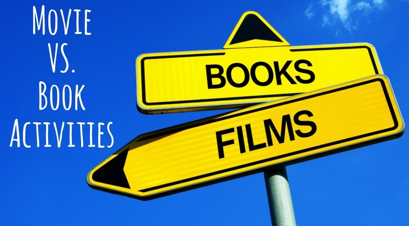 compare and contrast essay movies vs books