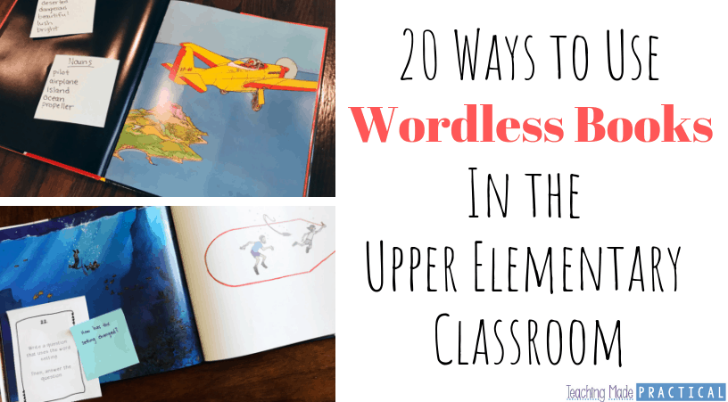 graphic relating to Printable Wordless Picture Books identify 20 Tactics toward Employ Wordless Guides inside the Higher Essential