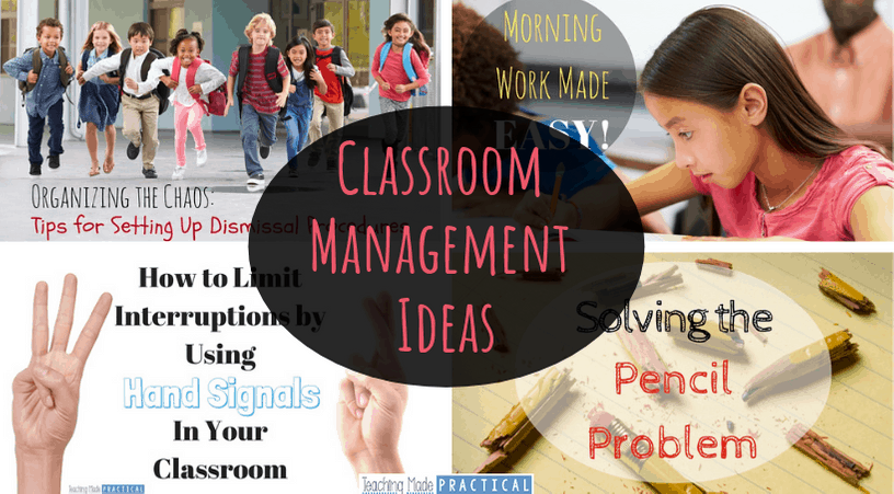 Classroom Management for Upper Elementary - Teaching Made